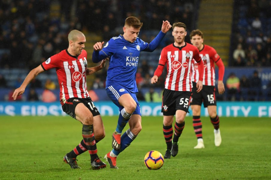 Harvey Barnes Ready For Leicester Chance Read Leicester