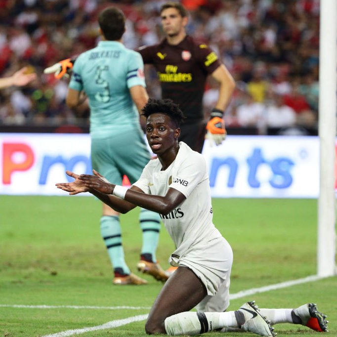 Suhaimi Abdullah/Getty Images Sport