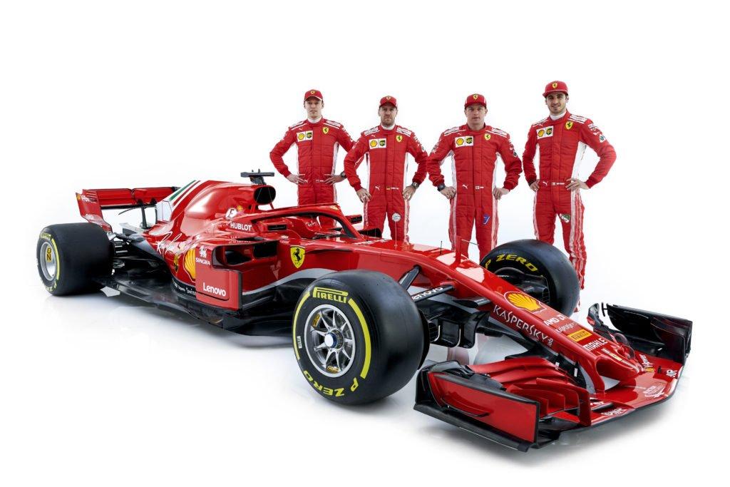 Ferrari Media Centre