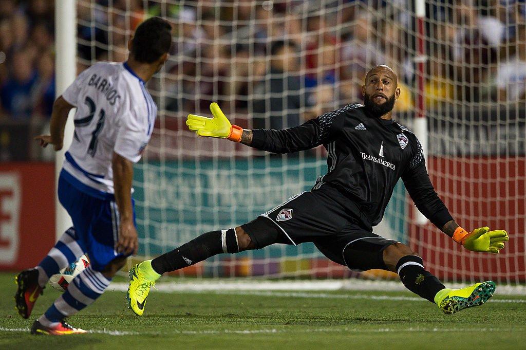 Dustin Bradford/Getty Images Sport