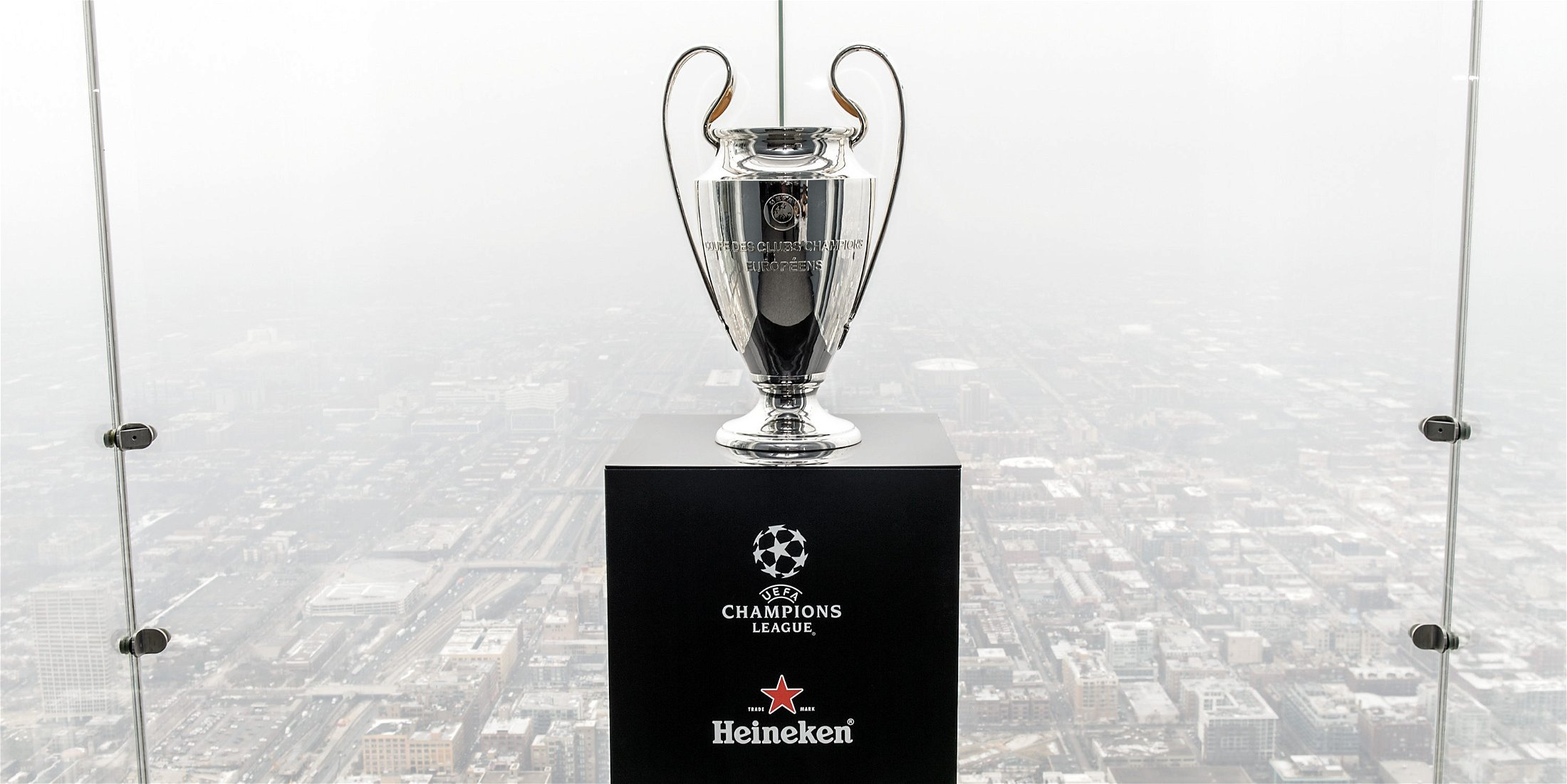 uefa champions league trophy logo uefa champions league trophy logo