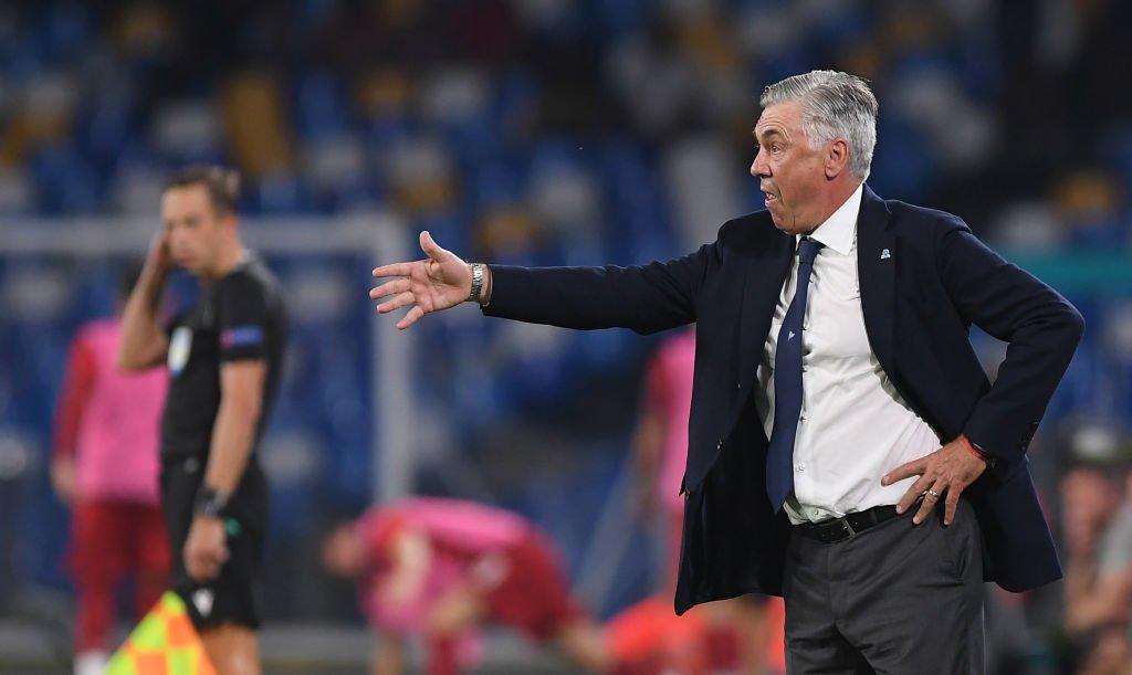 Francesco Pecoraro/Getty Images Sport
