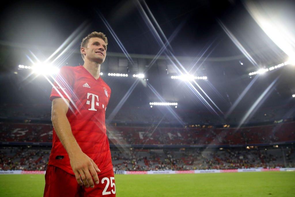 Alexander Hassenstein/Getty Images Sport