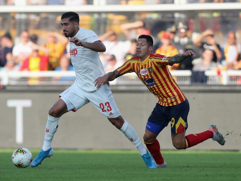 Maurizio Lagana/Getty Images Sport