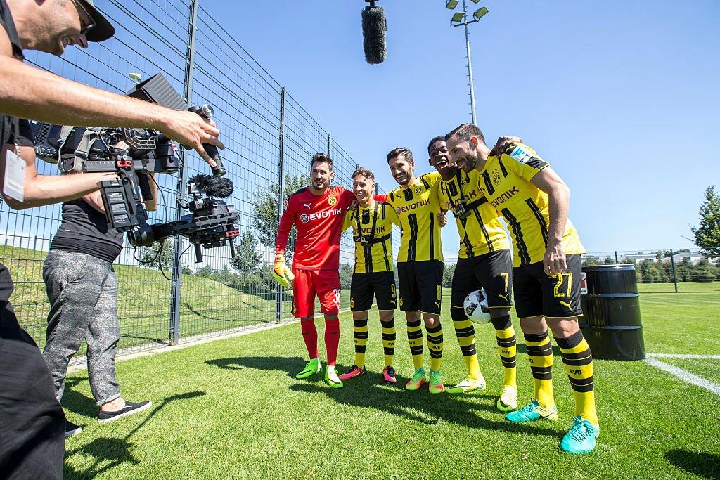 Jan Hetfleisch/Getty Images Sport
