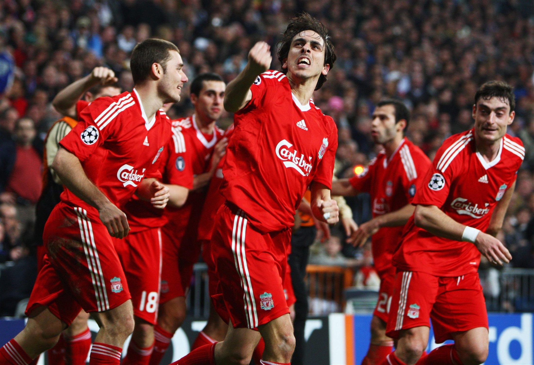 Real Madrid 0-1 Liverpool - 2009 - Read Football