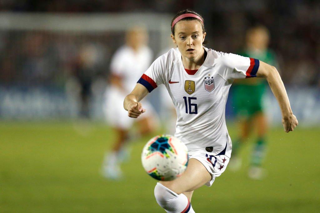 Katharine Lotze/Getty Images Sport