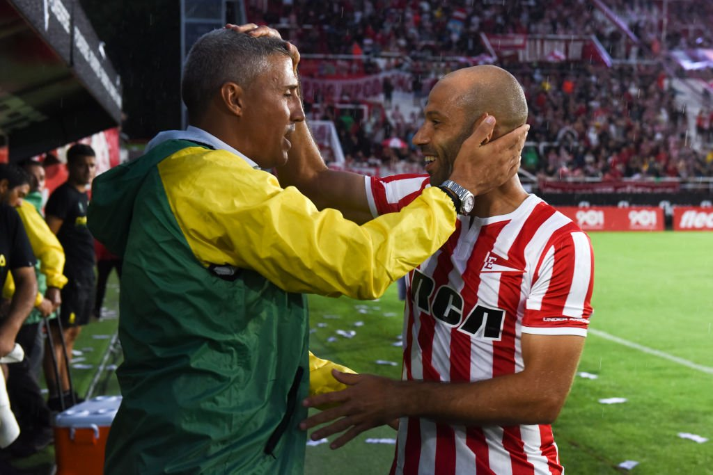 Rodrigo Valle/Getty Images Sport