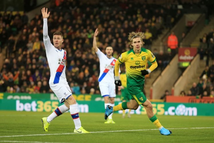 Tottenham Hotspur interested in Norwich City's Todd Cantwell