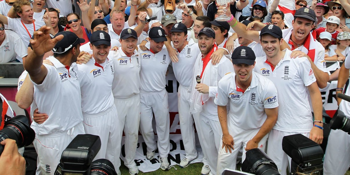Image result for england 2011 cricket ashes""