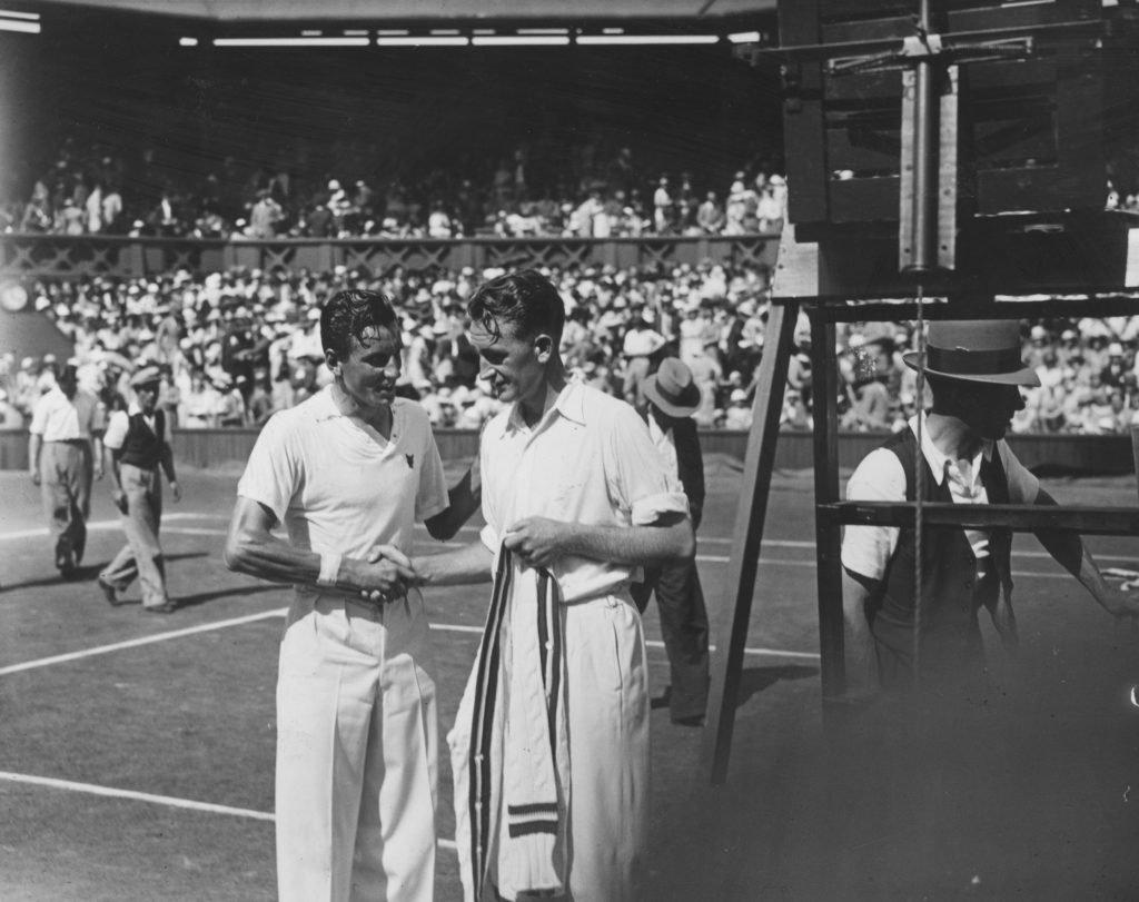 H. F. Davis/Hulton Archive/Getty Images