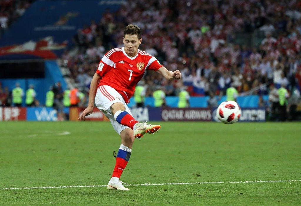 Daler Kuzyaev - 7.5 - Read International Football