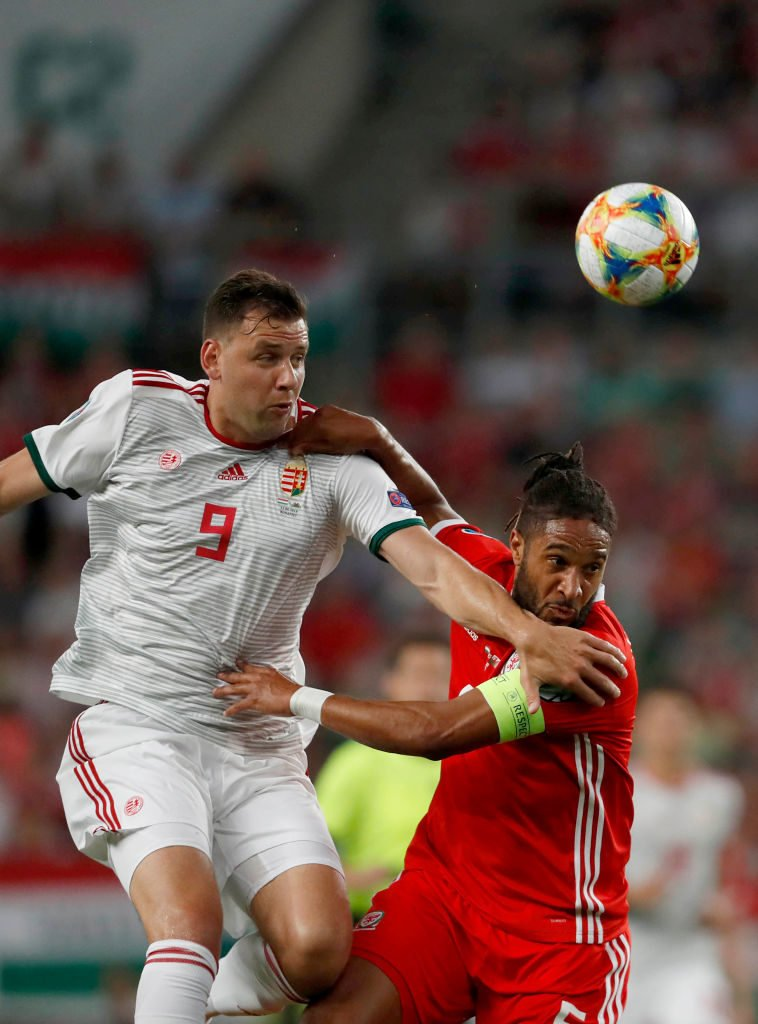 Laszlo Balogh/Getty Images Sport