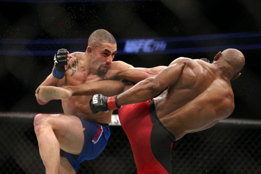 Rey Del Rio/Getty Images Sport