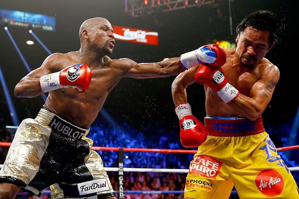 Al Bello/Getty Images Sport