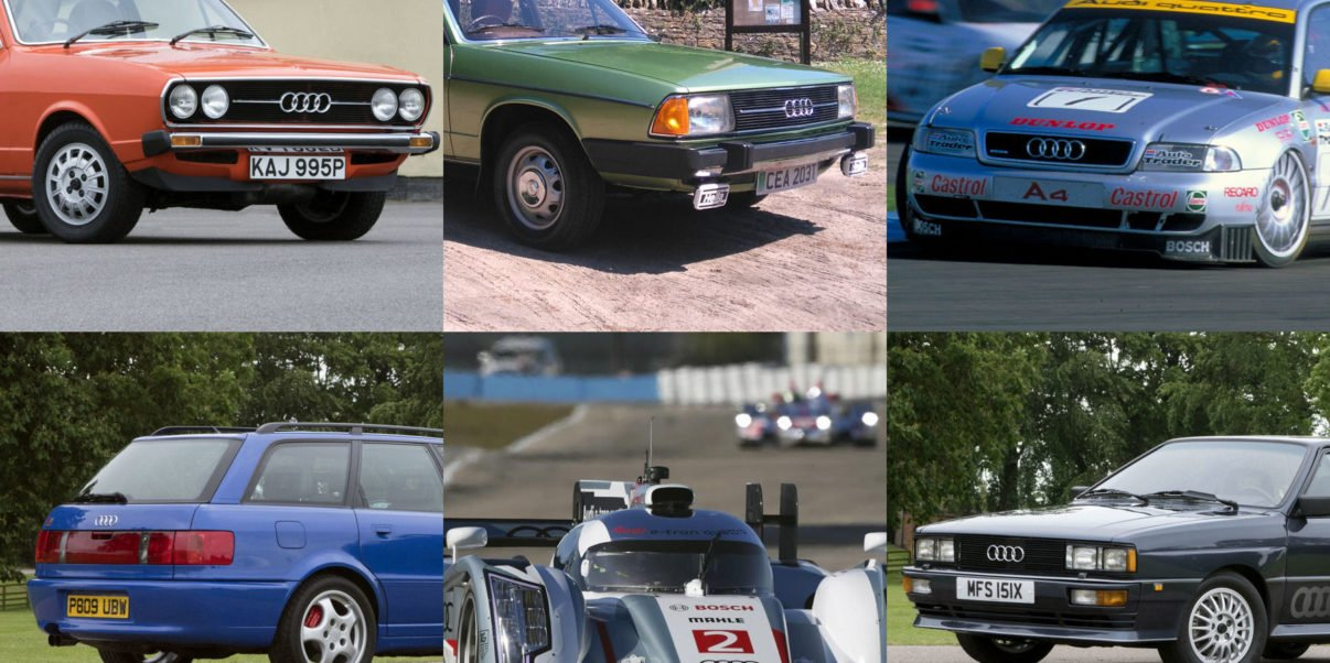 Vorsprung Durch Technik The Cherished Cars In Audi S Secret Heritage Collection Read Cars