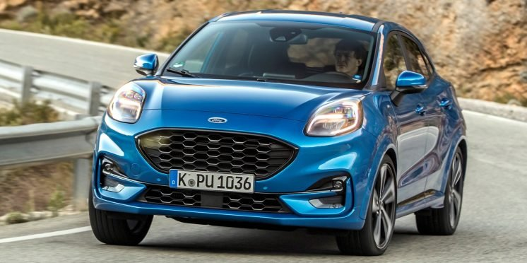 Ford Puma Review Small Suv Wins The Space Race Read Cars