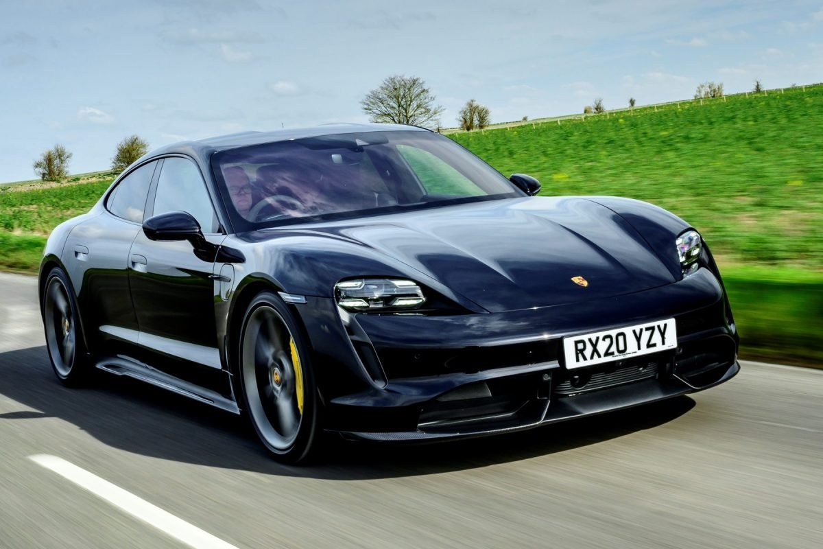 Porsche Taycan review: dynamic, practical and planet