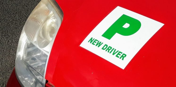 New driver: picture credit Gareth Herincx