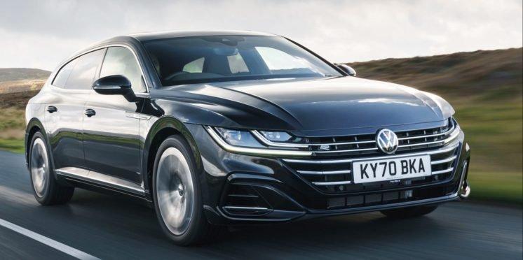 Volkswagen Arteon Shooting Brake review