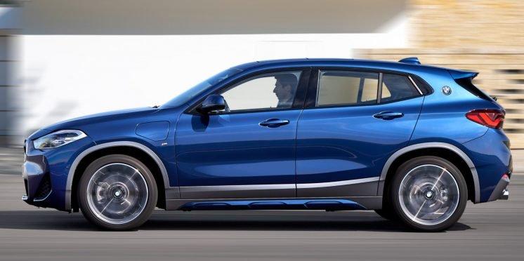 BMW X2 xDrive25e PLUG-IN HYBRID