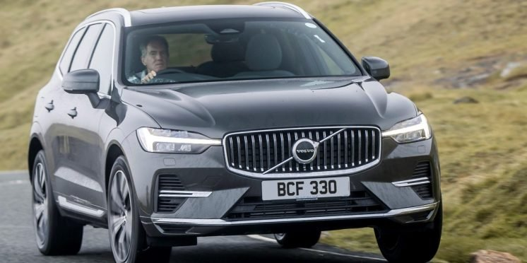 Volvo XC60 Recharge Plug-in Hybrid T6 AWD review