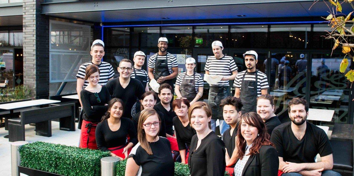 Restaurant Review Pizza Express At Mk1 Citiblog