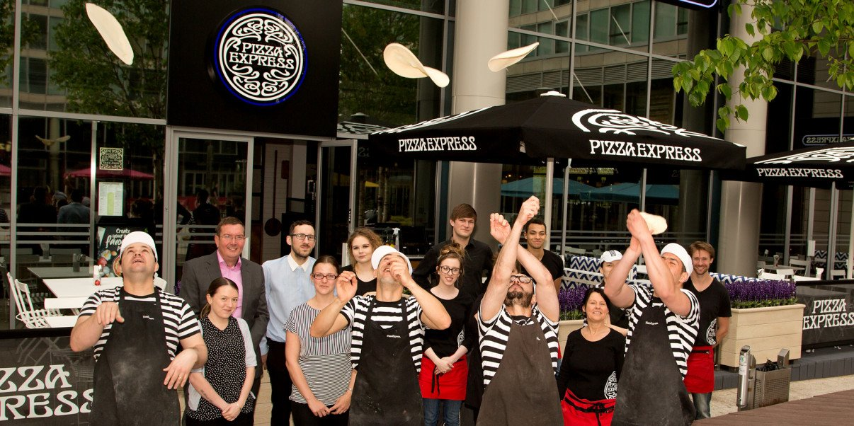 Pizzaexpress Celebrates 50 Years Of Service With A New