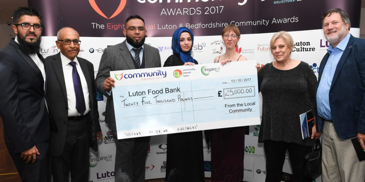 Luton And Bedfordshire Charities Invited To Apply For Cash
