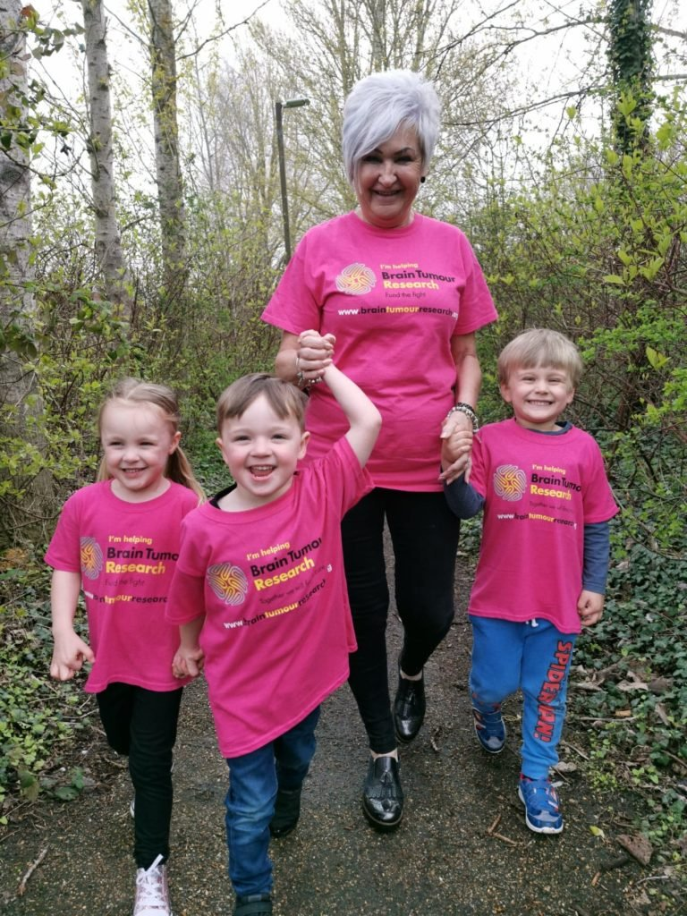 Brain Tumour Research charity
