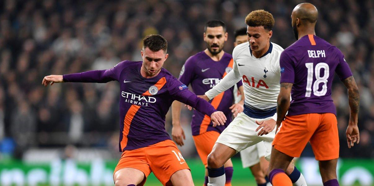 Key Battles Manchester City Vs Tottenham Read Man City