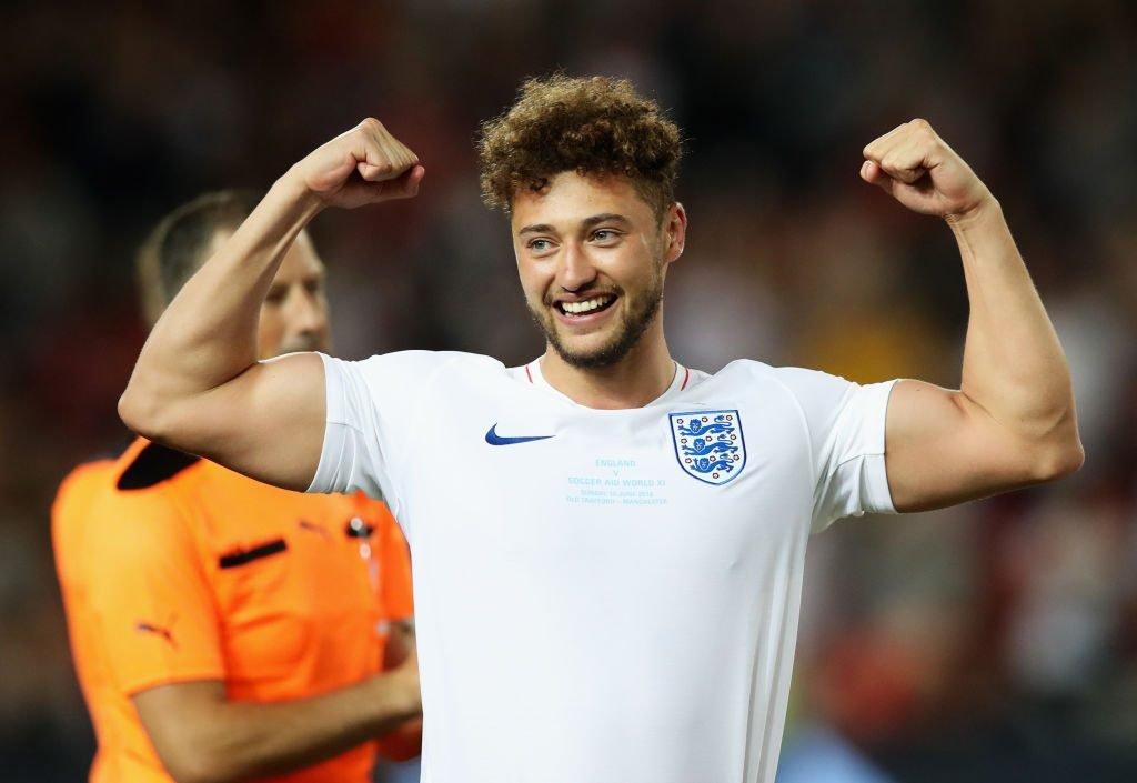 Lynne Cameron/Getty Images Sport