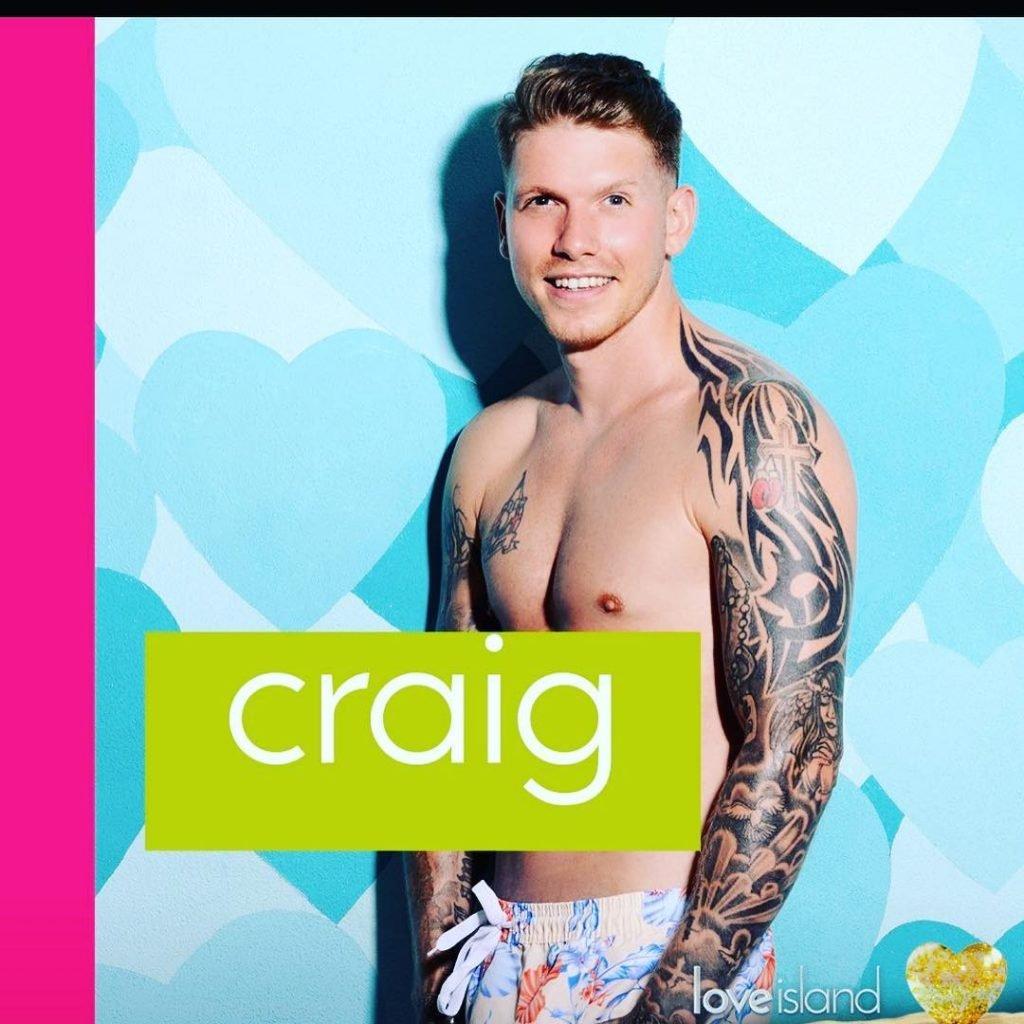Craig Lawson: Instagram