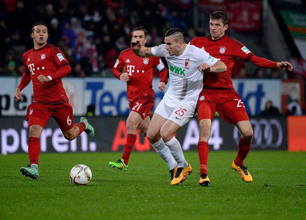 Daniel Kopatsch/Getty Images Sport